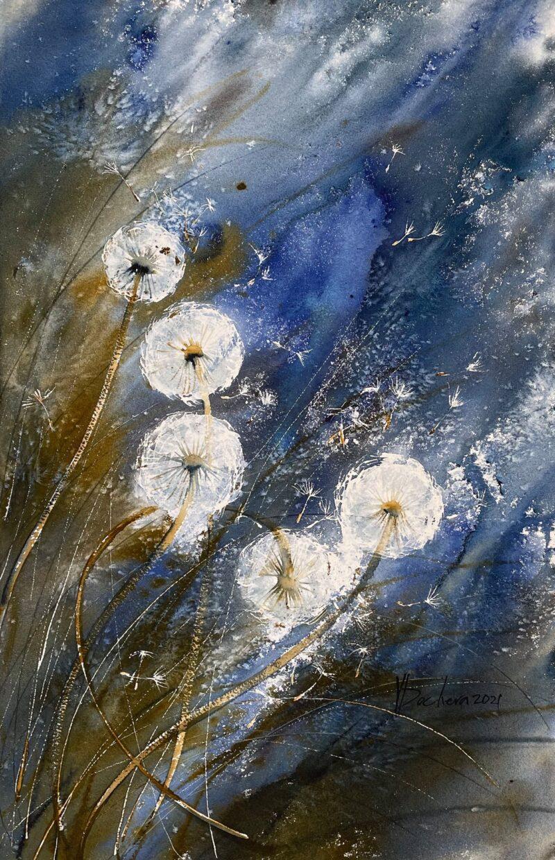 Veneta Docheva Painting @ TheGallerist.art
