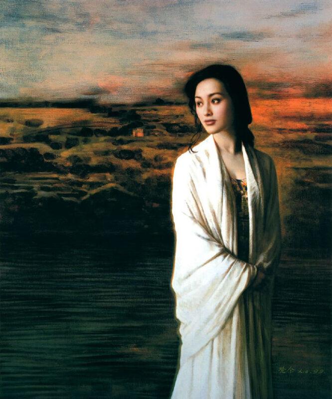 Xie Chuyu ( 谢楚余 ) Painting @ TheGallerist.art