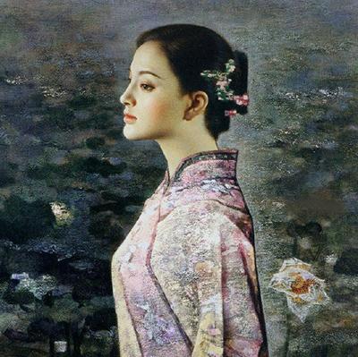 Xie Chuyu 谢楚余 painting
