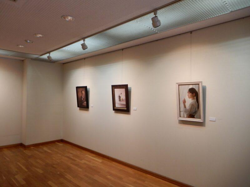 Fukui Ouka ( 福井欧夏 ) Exhibition @ TheGallerist.art