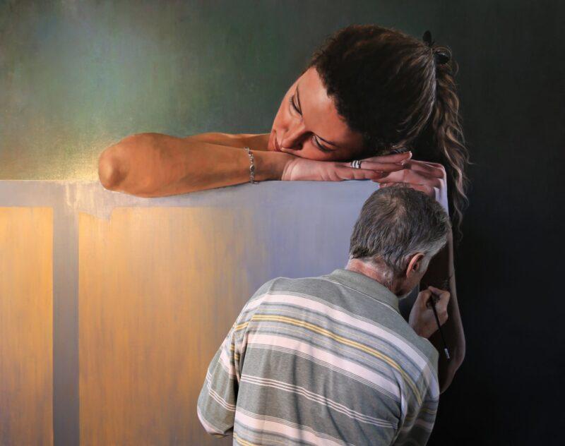 Hasan Saygin Painter @ TheGallerist.art