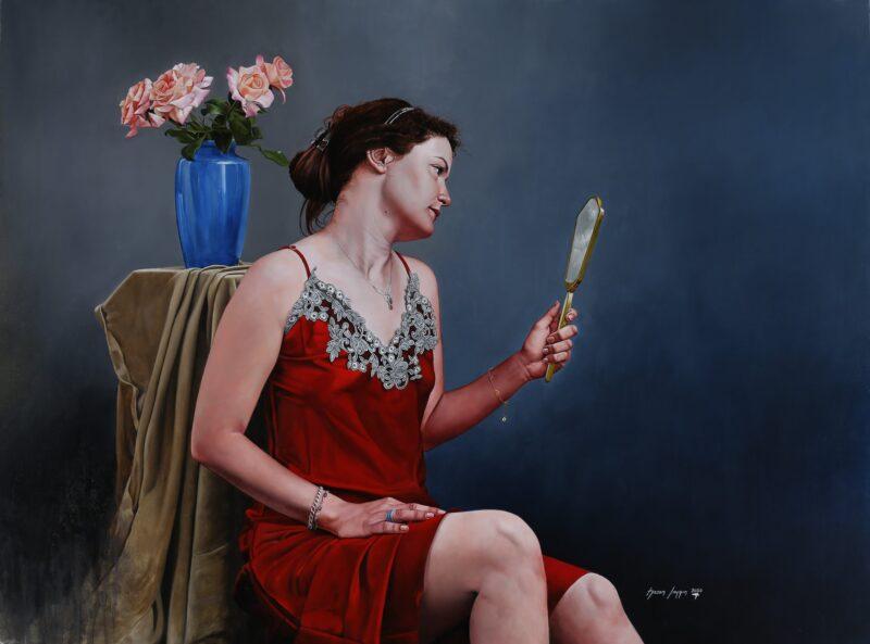 Hasan Saygin Painting @ TheGallerist.art