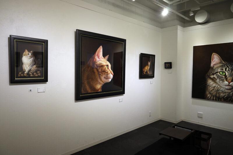Masaaki Hikida ( 疋田 正章 ) Exhibition @ TheGallerist.art